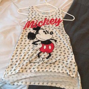 Disney Mickey Mouse women shirt